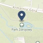 """Zakład Leczniczy """"Uzdrowisko Nałęczów"""" na mapie"""