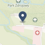 Sanatorium Uzdrowiskowe Rolnik na mapie