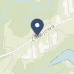 """Fundacja Pomoc Sanatorium Uzdrowiskowe """"Solinka"""" Oddział w Polańczyku na mapie"""