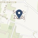 """""""Uzdrowisko Solec-Zdrój"""" M. Cz. Sztuk na mapie"""