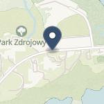 """N z o z Sanatorium Uzdrowiskowe """"Plon"""" na mapie"""