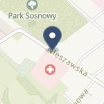 """Handlowo-Usługowa Spółdzielnia Osób Prawnych """"Samopomoc Chłopska """" w Warszawie na mapie"""