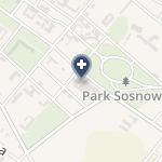NZOZ 'uzdrowiskowy Szpital Kliniczny' z siedzibą w Ciechocinku na mapie