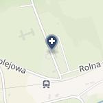 Centrum Rehabilitacji Rolników Kasy Rolniczego Ubezpieczenia Społecznego w Horyńcu Zdroju na mapie