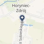 "NZOZ Sanatorium Uzdrowiskowe""Bajka"" Beata Krukowska-Bania na mapie"