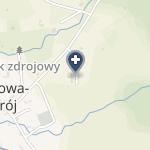 """Centrum Rekreacyjno-Lecznicze """"Glinik"""" Spółka Komandytowo-Akcyjna na mapie"""