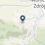 """Górnicze Sanatorium Związkowe """"Górnik"""" na mapie"""