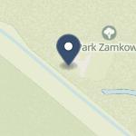"""Sanatorium """"Uzdrowisko Uniejów Park"""" na mapie"""