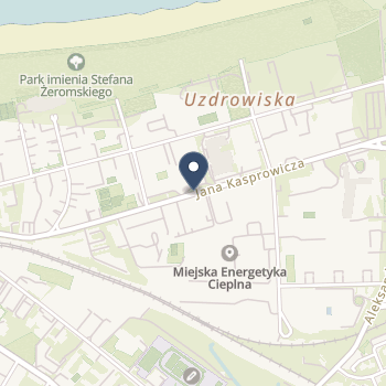 Sanatorium San na mapie